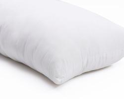 - Maisonette Elyaf Yastık 40x70 cm Beyaz
