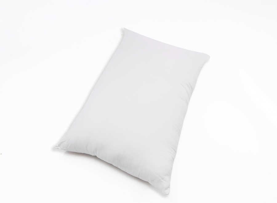 Maisonette Elyaf Yastık 40x70 cm Beyaz