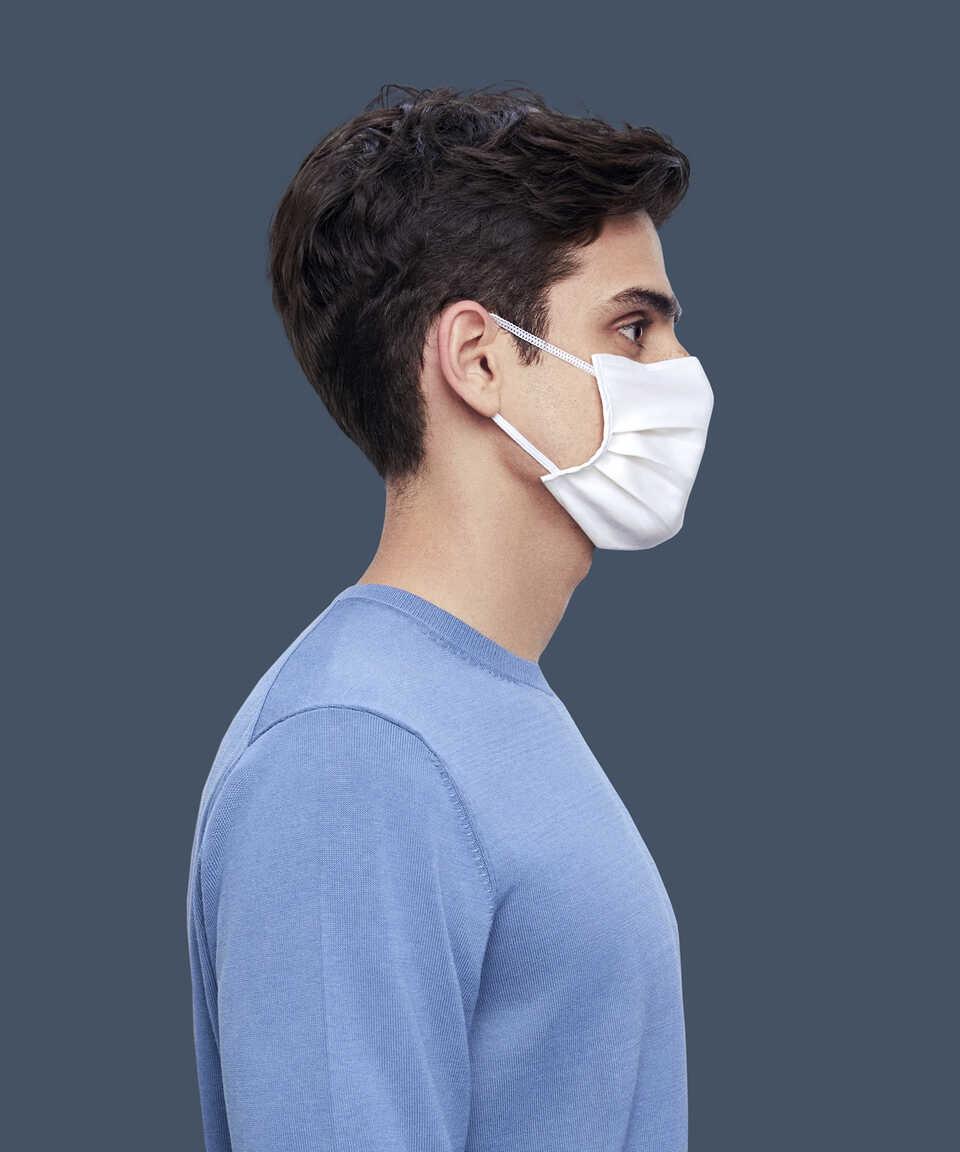 Maisonette Yıkanabilir Pamuklu Yüz Maskesi 25 li Paket