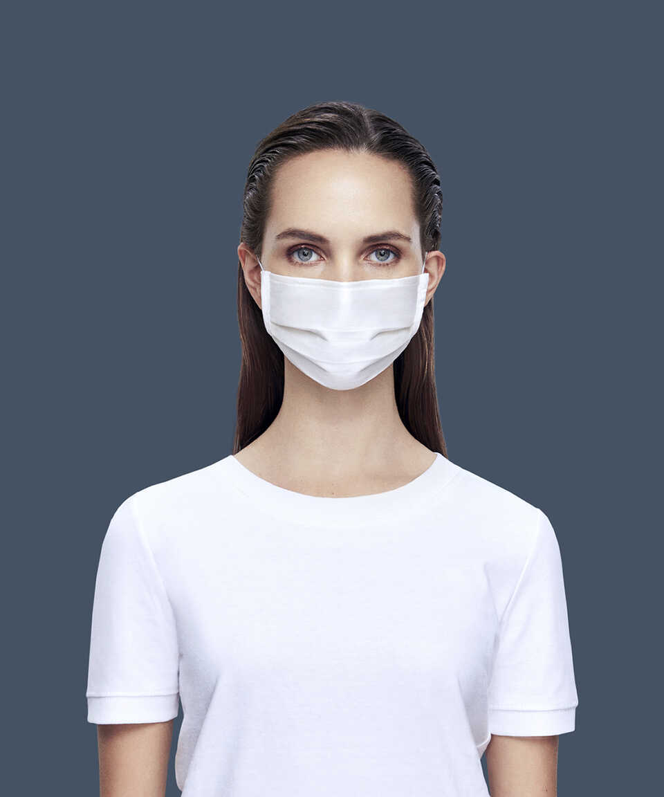 Maisonette Yıkanabilir Pamuklu Yüz Maskesi 50 li Paket