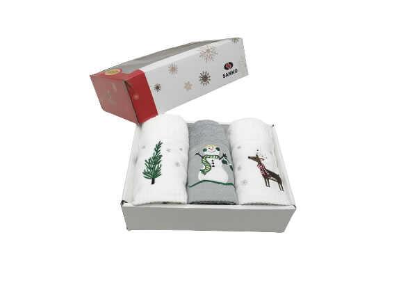 Maisonette Yılbaşı Havlu Seti-2 45x70 cm