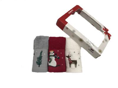 Maisonette Yılbaşı Havlu Seti 45x70 cm
