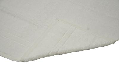 Tek Kişilik Bornoz Takımı Beyaz Kimono Yaka